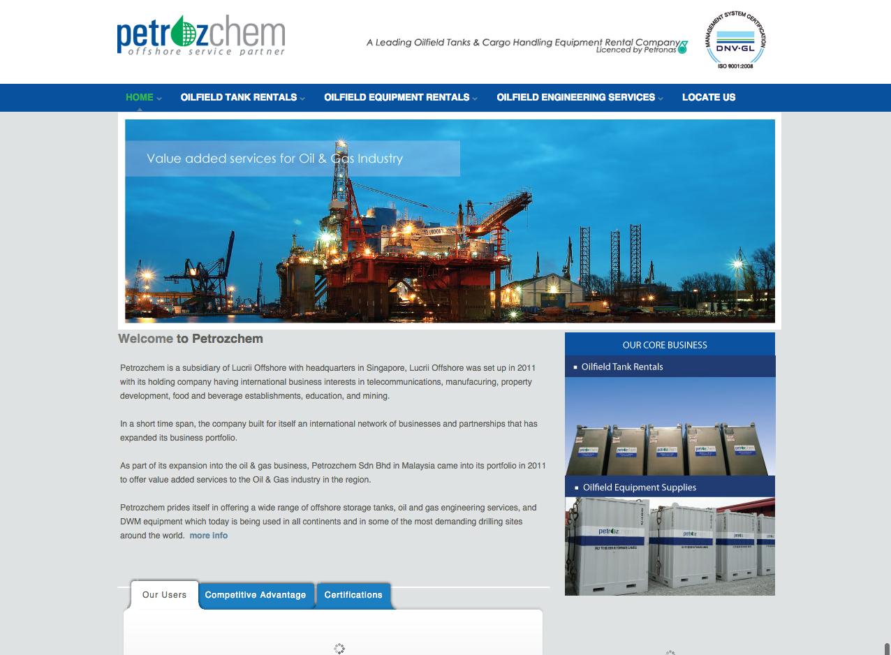 Petrozchem Oilfield Services Sdn Bhd   An Oilfield Tank Rental Company copy