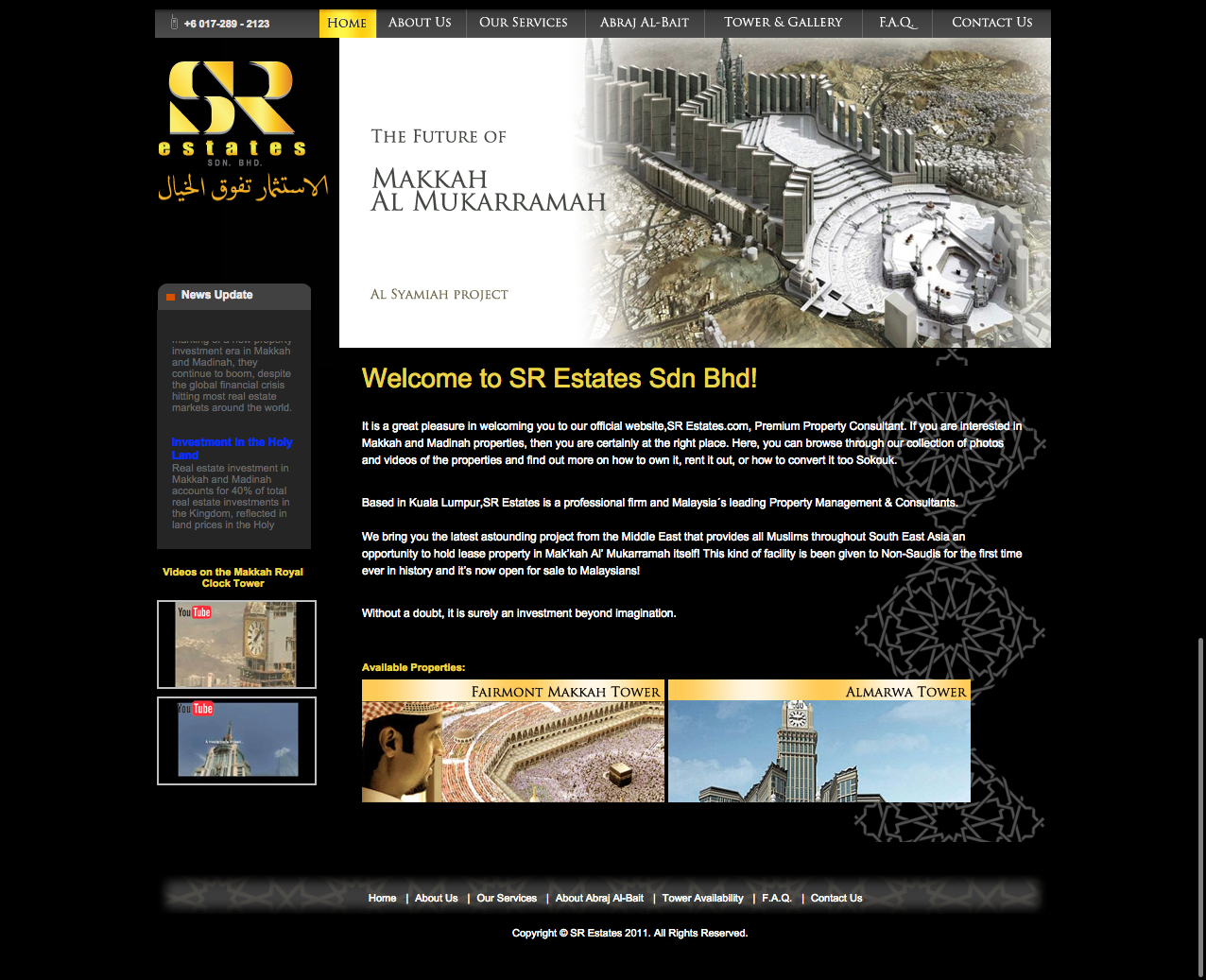 SR Estates Sdn Bhd